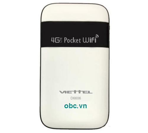 WiFi Router 4G Viettel D6606
